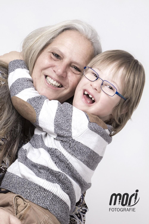 Fotoshoot MOTHER & SON - by MORI Fotografie