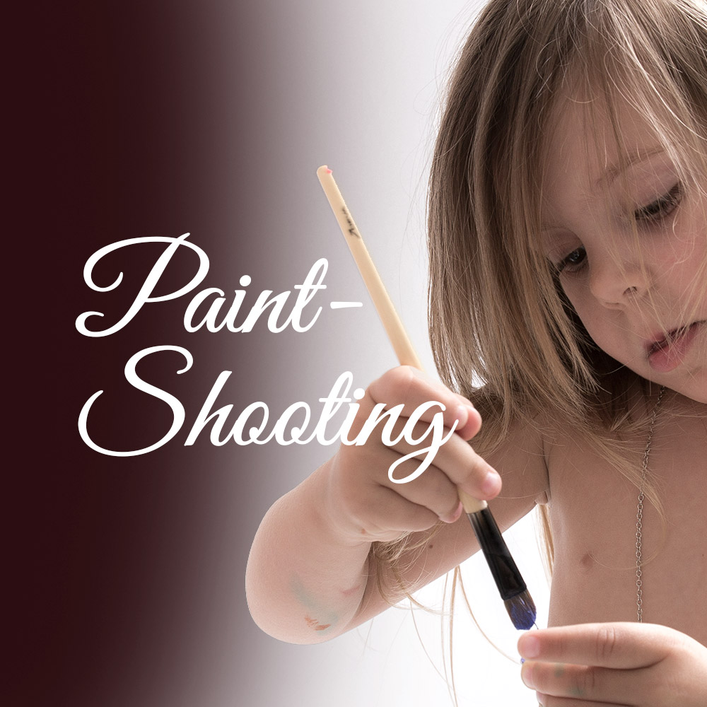 PAINT-SHOOTING by MORI Fotografie