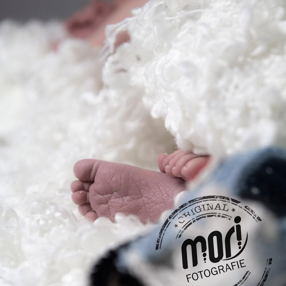 Newborn-Fotoshooting | MORI Fotografie - Salzkammergut