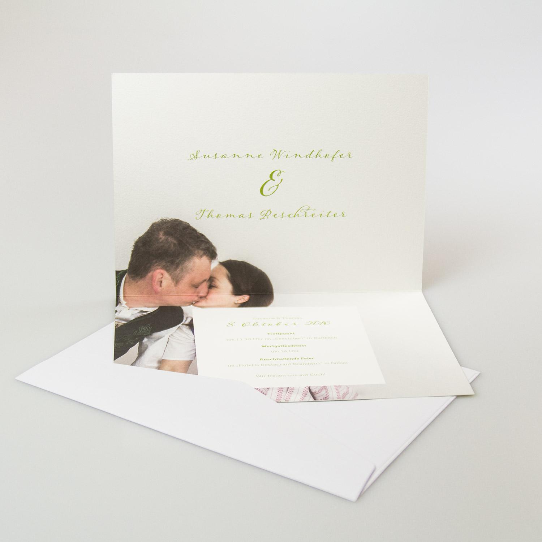Hochzeitseinladungen - by MORI Werbung & Fotografie