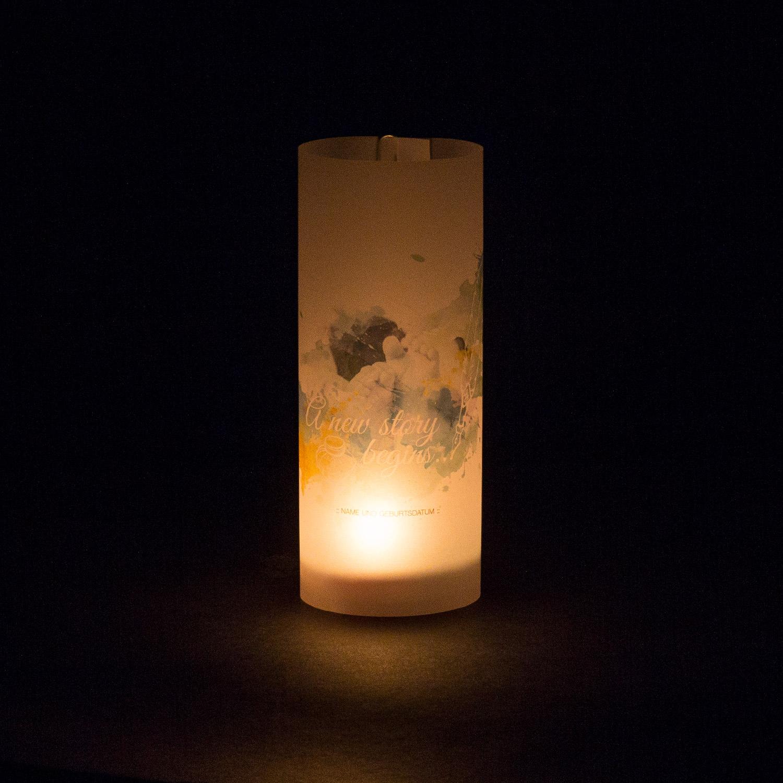 "Paper Light Shade ""Geburt"" - The Special One"