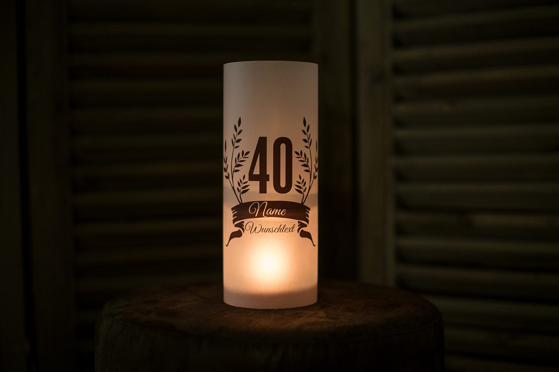 "Paper Light Shade Motiv ""Geburtstag"" - The Special One"