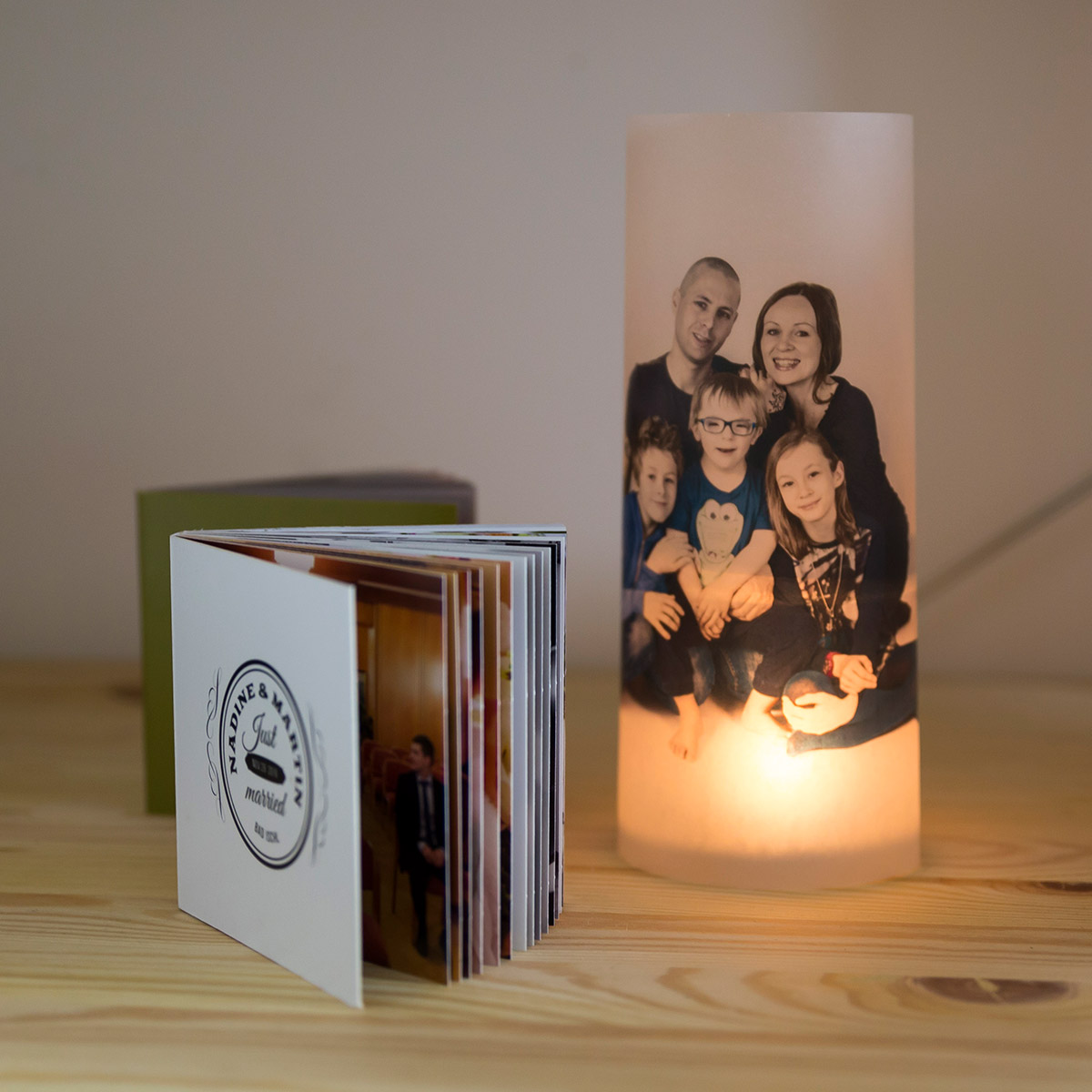 Paper Light Shades bei MORI Werbung & Fotografie in der Aschausiedlung in Bad Ischl
