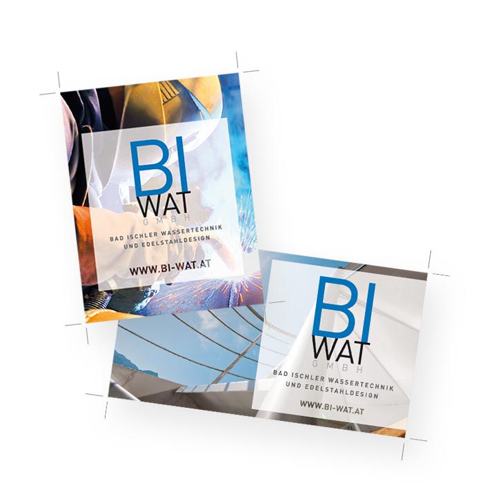 Einschaltung für BIWAT