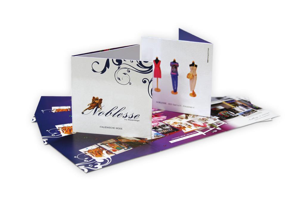 Folder für Noblesse