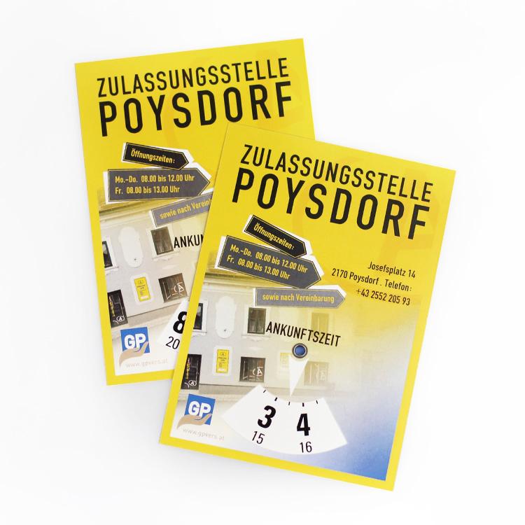 Parkuhren für Poysdorf