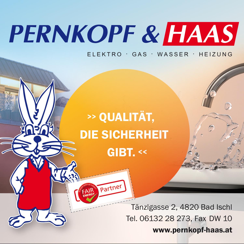Einschaltung Pernkopf & Haas