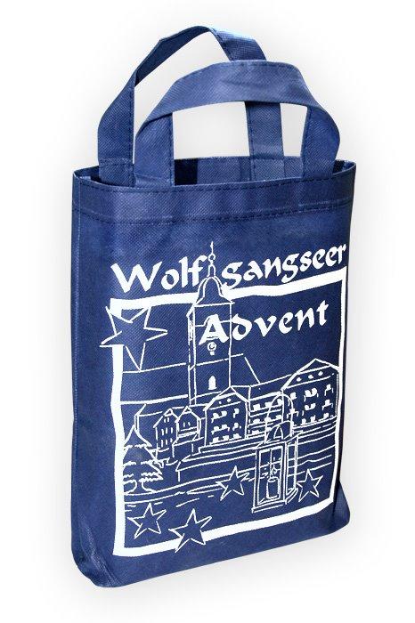 Tragetaschen für den Wolfgangseer Advent