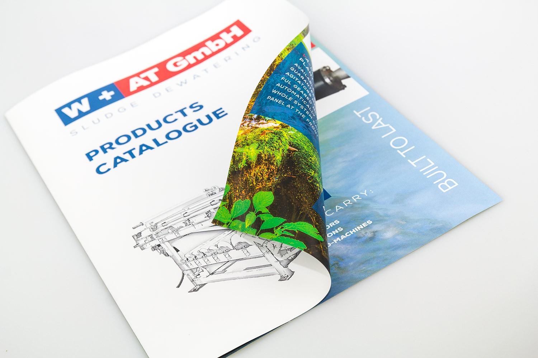 Gestaltung von englischen Faltblättern - MORI Werbung & Fotografie