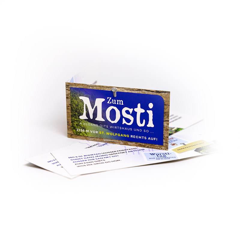 Visitenkartengestaltung Mori Werbegestaltung Fotografie